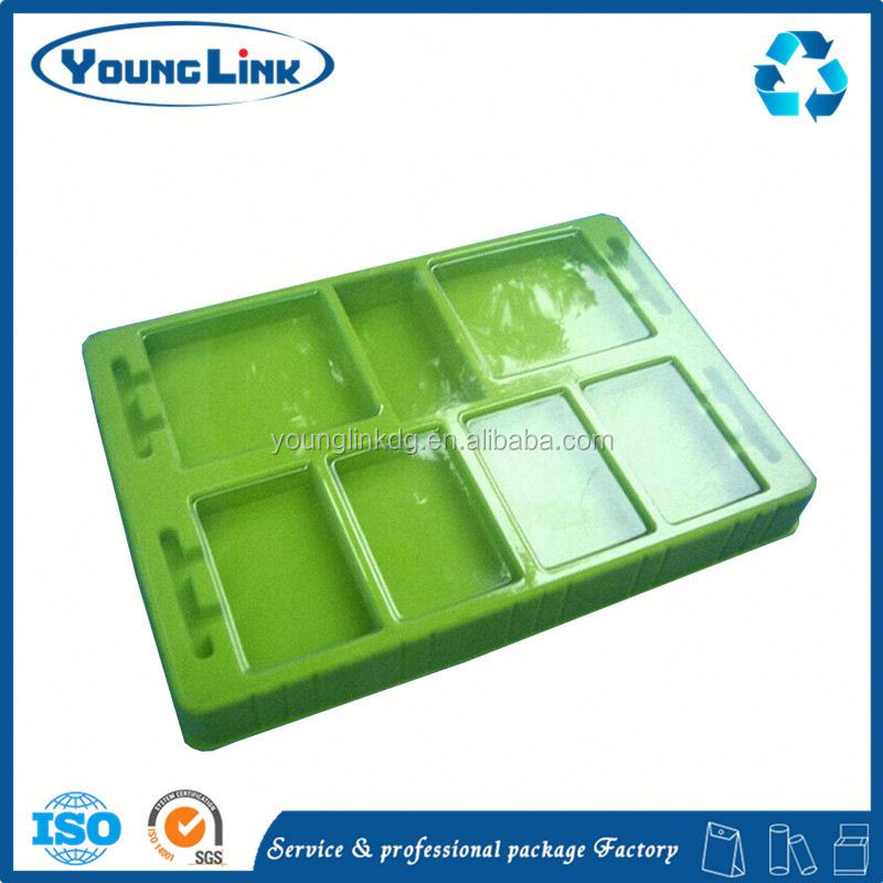 clamshell packaging for carton sealer