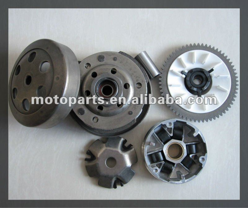 Spare Parts for Chinese Motorcycle 50cc Clutch