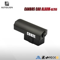 High quality anti theft canbus car alarm