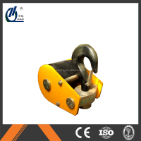12Ton european style safety lifting crane hook