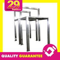 Stainless Steel & Carbon Steel Metal Frame Workshop Precision Welding