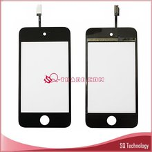 Touch panel for iPod Touch 4 4th Gen Digitizer black colour