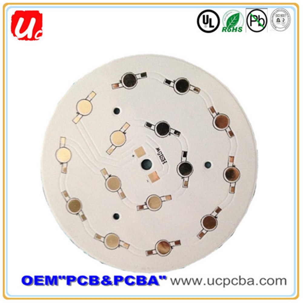 Competitive Price High Quality 94V0 FR4 HASL LED MCPCB Supplier In China