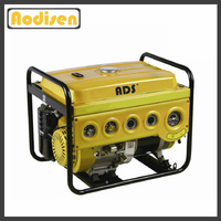 china factory strong frame gasoline 3.5kw generator
