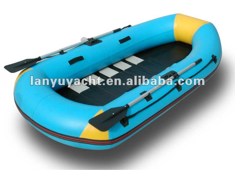 OEM and CE PVC inflatable fishing boat 270