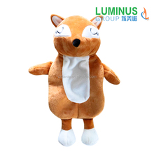 BS hot water bottle with AZO toy hot water bag cover