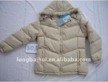 clothing stock clearance women winter jacket overstock wholesale clearance