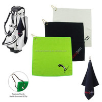 2015 Hot Selling Microfiber Golf Towel