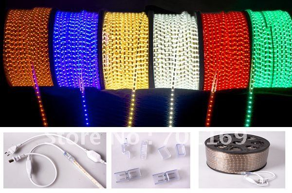 SMD3528 9.6W IP65 Crystal Epoxy Waterproof 3528 Led Strip Light for Outdoor Use