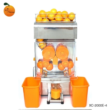 Quality-Assured Tube Type Professional Juicer