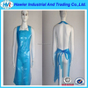 Alibaba supplier disposal plastic cape for hair cutting /hairdressing