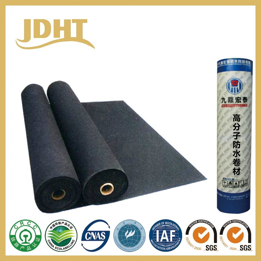 W101 DCP High polymer self-adhesive new generation waterproof sheet membrane