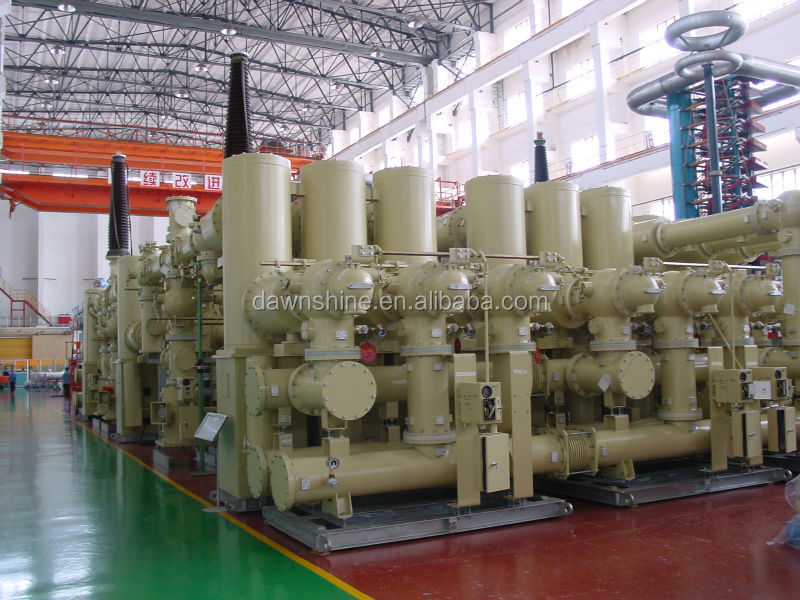 Gas Insulated Switchgear - Power Plant HV Switchgear