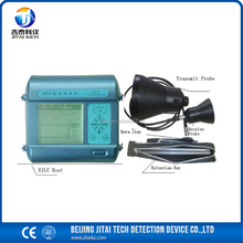 JCTG 500 Portable Digital Concrete Thickness Gauge with high speed and high test precision