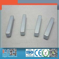 Super Power Cheap Strong Bar N35 Ni Plated Custom Neodymium Magnets For Sale In Alibaba
