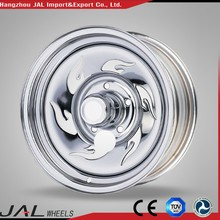 Auto Part OEM Manufacturing High Performance Chrome Steel 4X4 Wheels Rims