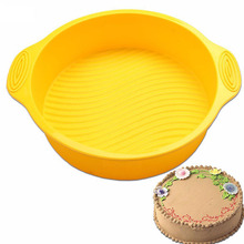 Tasteless durable silicone cake mold /cake mould/cake pan