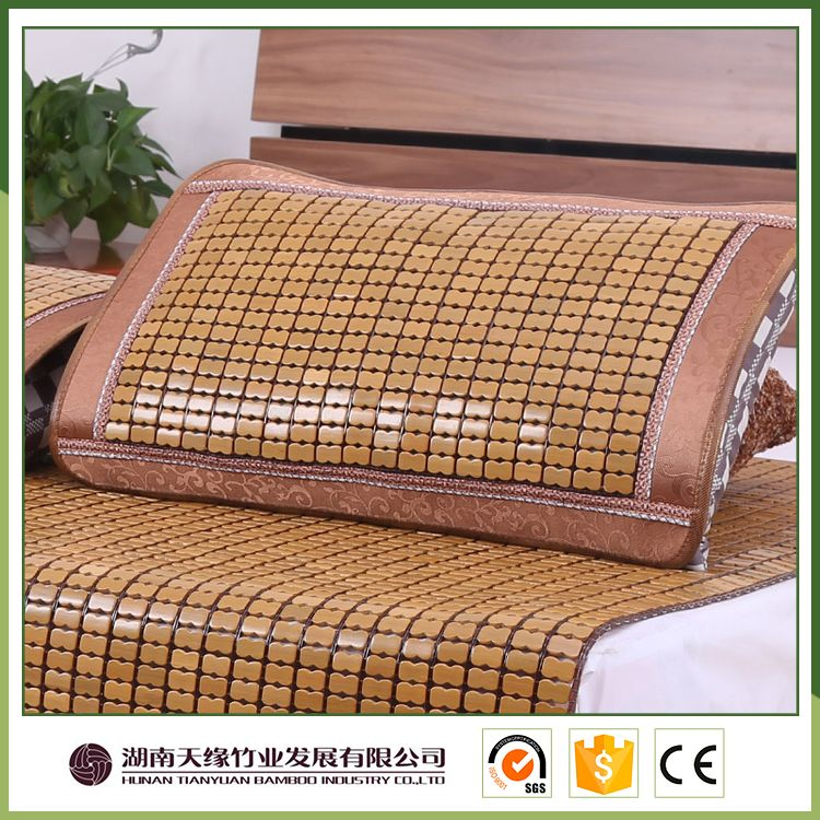 Chinese Quality Hotel Custom Bamboo Pillow Case