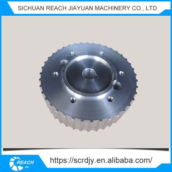 Modern design electric cable pulley wheels