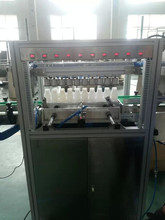 milk bottle leak tester machine