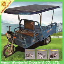 Hot sale low consumption environmental three wheel mini truck