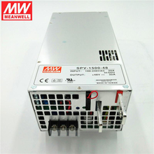 Mean Well 48V 32A Switching Power Supply 1500W SPV-1500-48 With PFC Function