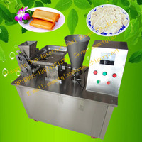 snack samosa machine/frozen vegetable samosa machine