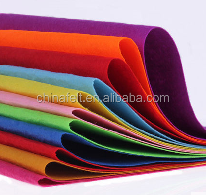 Professional Manufacturer Needle Punched Non Woven Felt Interlining