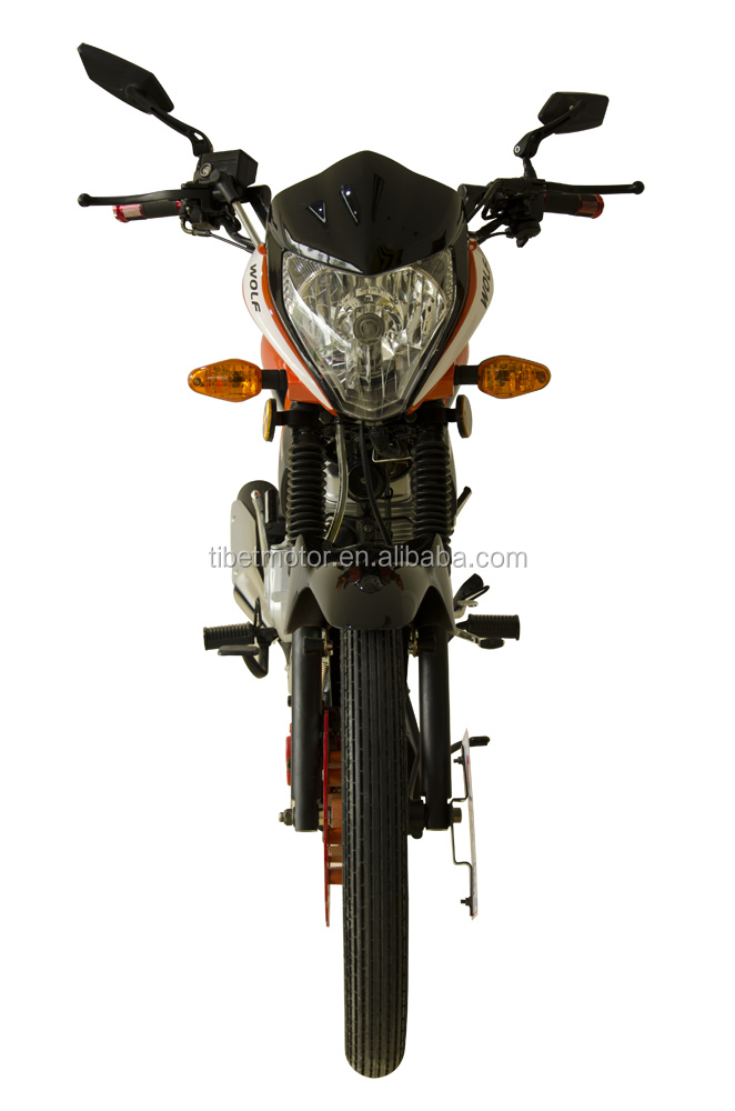 Top quality 200cc used motorcycles for sale(ZF150-4)