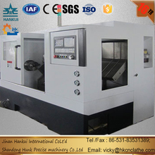 220 voltage CNC metal lathe machine parts import from Taiwan