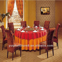 Hot sale restaurant table cover
