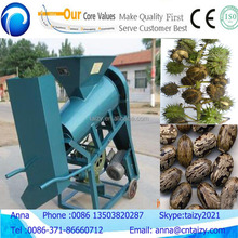 Good Quality Hot Selling Castor Shelling Machine