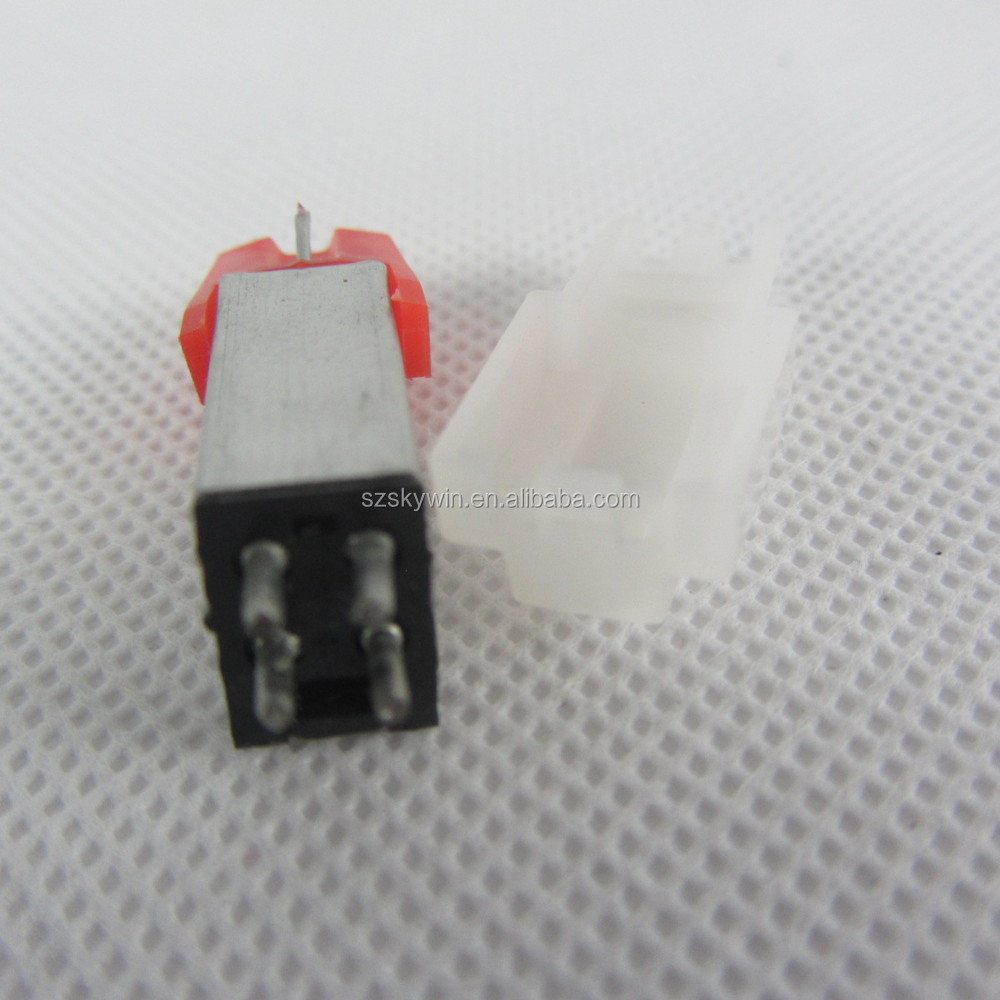 2014 New stereo Ceramic Cartridge stylus needle for turntable phono HeadshellPlattenspieler PLATINE picker