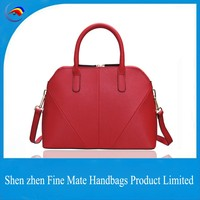 Hot sale Online Shopping high quality Promotional wedding lacha red tu Shoulder bag