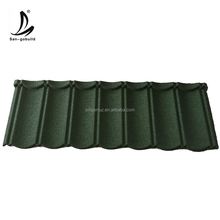 Lowest price metro standard stone coated corrugated metal aluminum zinc roof sheet price