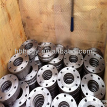 carbon steel weld neck reducer flange a105/threaded blind flange