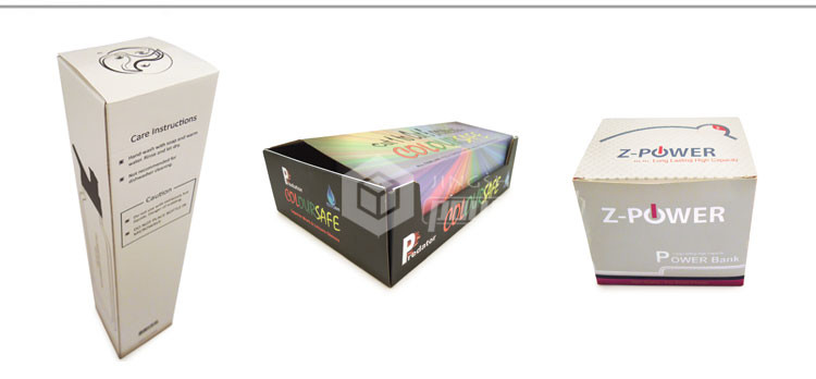 custom Carton wine box packaging