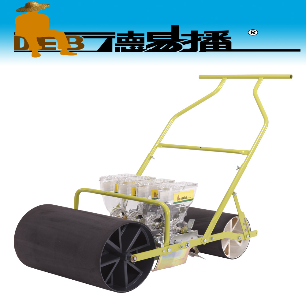 Hand vegetable seeds planting machine for lettuce onion watermelon