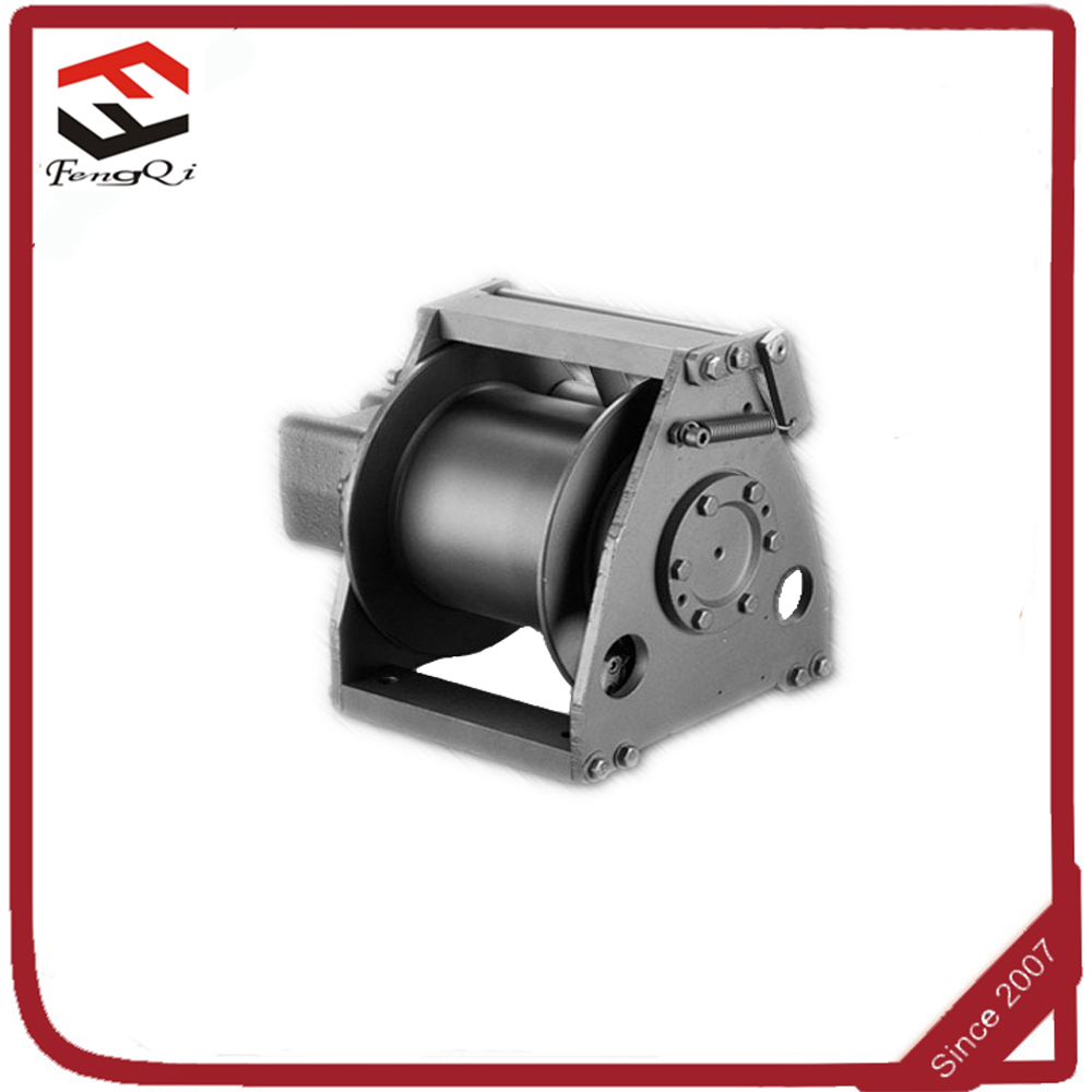 KMJX 2.5 series 1 ton hydraulic winch
