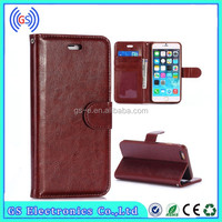 Luxury Wallet Leather For Samsung Galaxy Note2 N7100 Case, Smart Cover Case For Samsung Galaxy Note 2