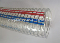 PVC Hose / Water Hose /2 Inch PVC Anti-Static Steel Wire Reinforced Hose