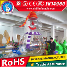 funny giant inflatable outdoor christmas decorations for sale