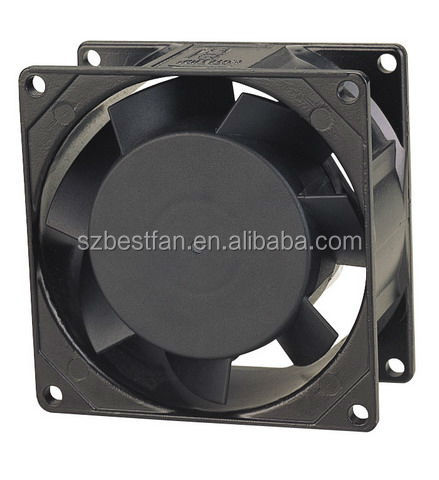 80*80*38mm high speed mini fan