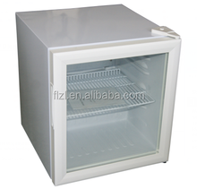 Mini Display Cooler 50L mini bar freezer