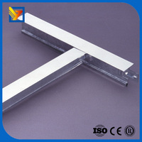 exposed ceiling t-grid ceiling mounted types t-bar ceiling