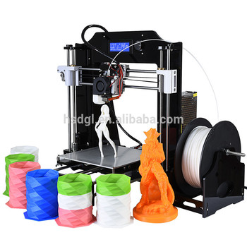 High Accuracy CNC Self-assembly diy kit 3d printer in Industry and Education