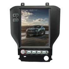 "Kirinavi WC-FM1016 10.4"" Vertical screen android 6.0 car navigation for Ford mustang 2015 + multimedia system 2G 32G ROM WIFI BT"