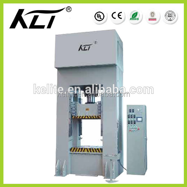 YH27 315T H Frame universal test machine / load cell hydraulic universal testing machine for tensile compression shear bend test