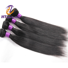 1 Bundle Malaysian Virgin Hair Unprocessed 7A Straight Hair Weft Products Remy Queen Human Hair Weave Cheap price Good quality