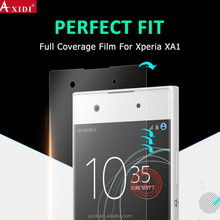 Mobile Accesories Soft Shock Absorption Transparent Phone Screen Film For Sony Xperia XA1 Screen Protector